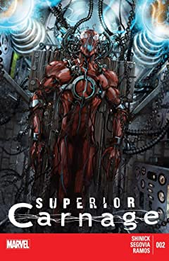 Superior Carnage #2 (of 5)