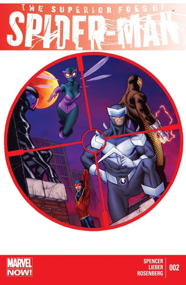 The Superior Foes of Spider-Man #2