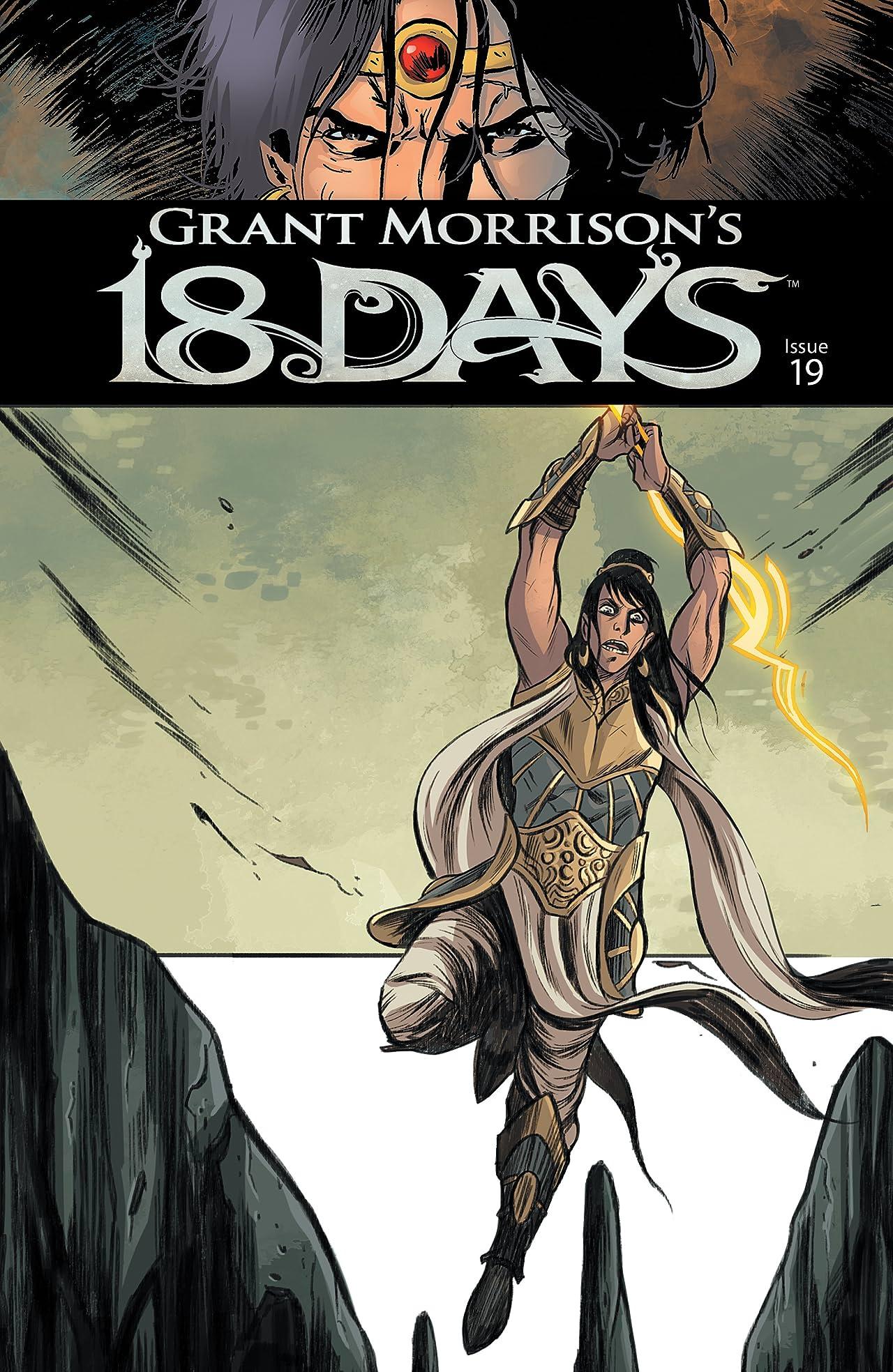 Grant Morrison's 18 Days #19