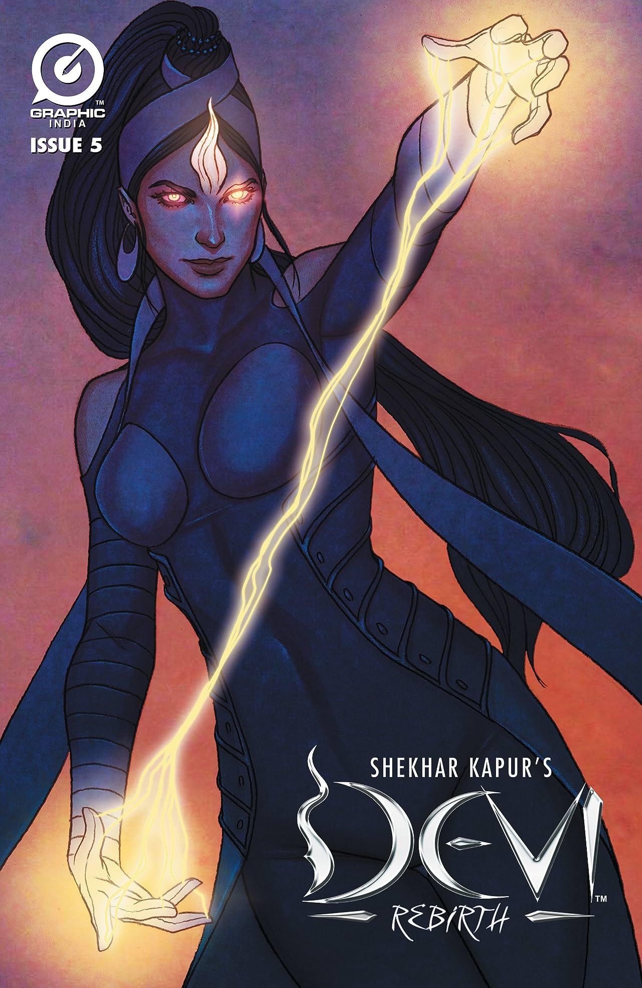 Shekhar Kapur's Devi: Rebirth #5