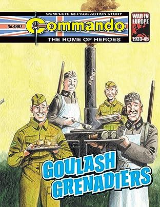 Commando No.4967: Goulash Grenadiers