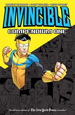 Invincible Compendium Vol. 1