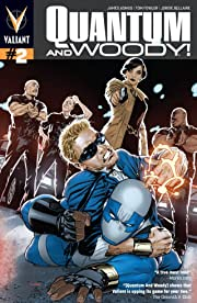 Quantum and Woody (2013- ) #2: Digital Exclusives Edition
