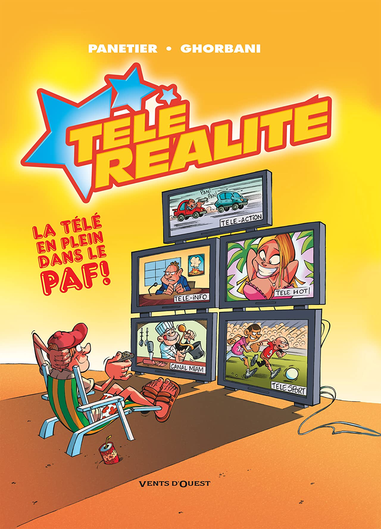 Télé réalité Vol. 1: Ecran total