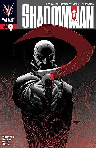 Shadowman (2012- ) No.9: Digital Exclusives Edition