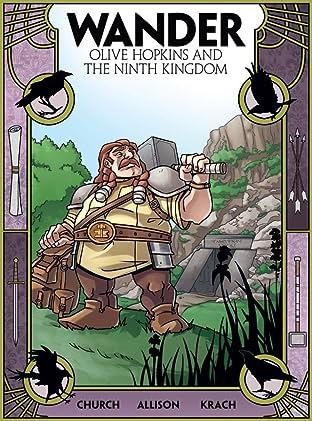 Wander: Olive Hopkins And The Ninth Kingdom #3