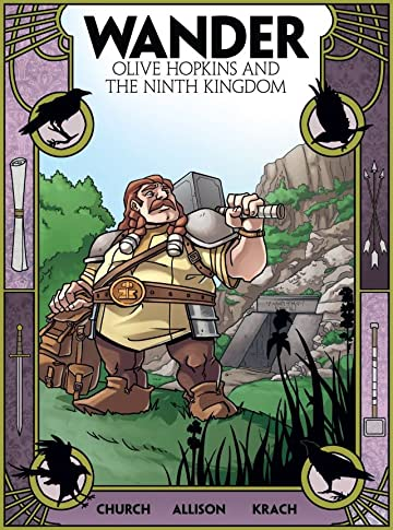 Wander: Olive Hopkins And The Ninth Kingdom #3