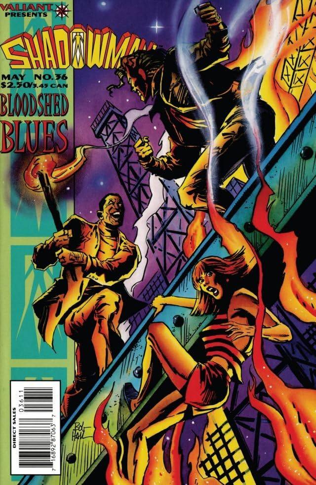 Shadowman (1992-1995) #36