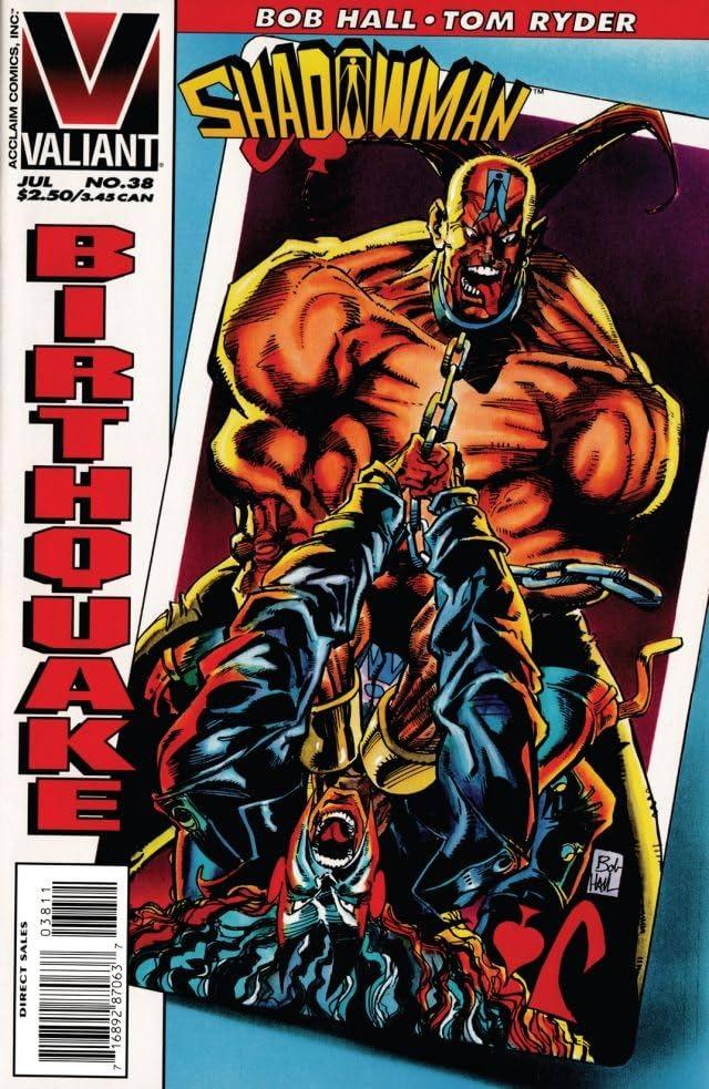 Shadowman (1992-1995) #38