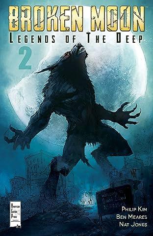 Broken Moon: Legends of the Deep #2