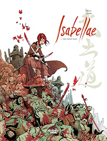Isabellae Tome 1: The Night-Man