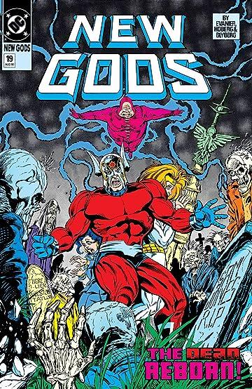 New Gods (1989-1991) #19