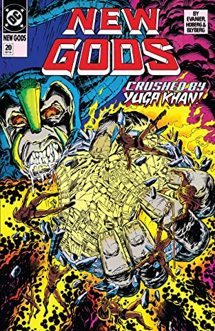 New Gods (1989-1991) #20