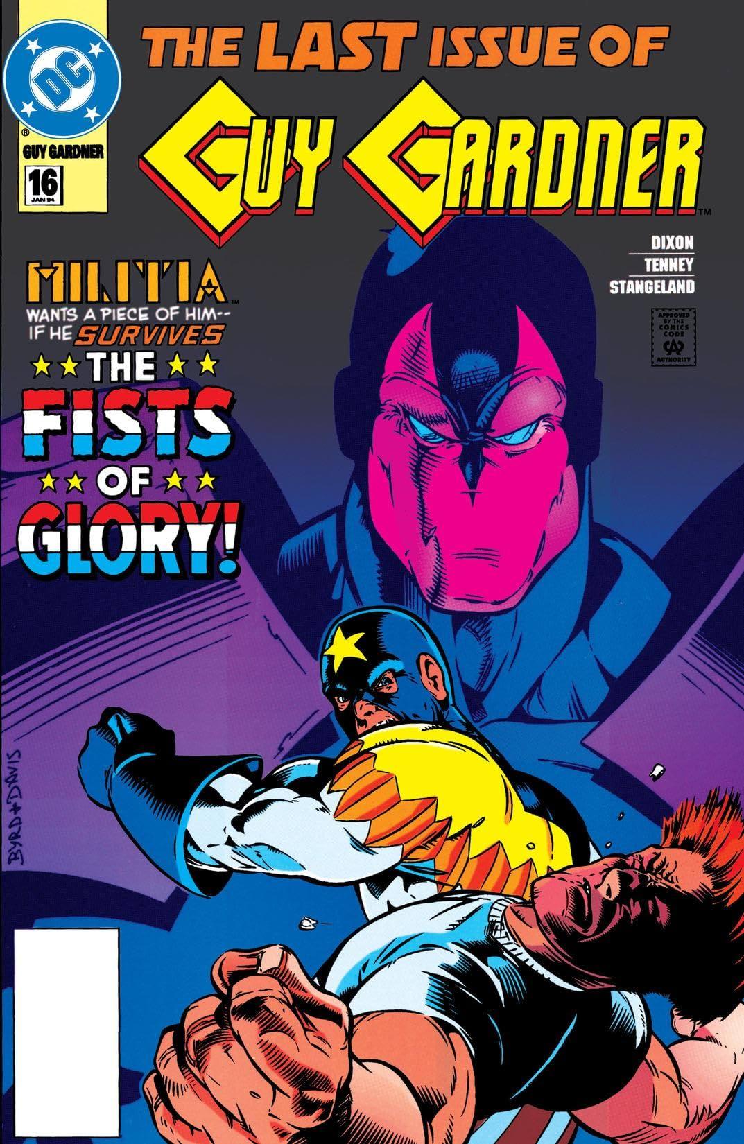 Guy Gardner: Warrior (1992-1996) #16