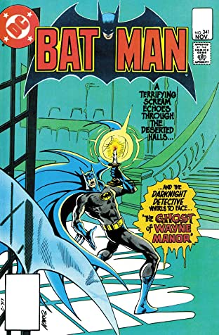 Batman (1940-2011) #341