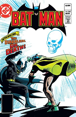 Batman (1940-2011) #345