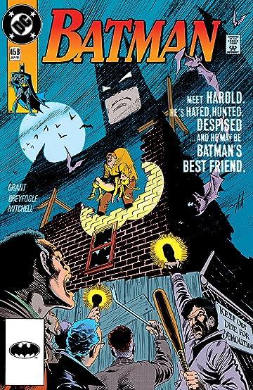 Batman (1940-2011) #458