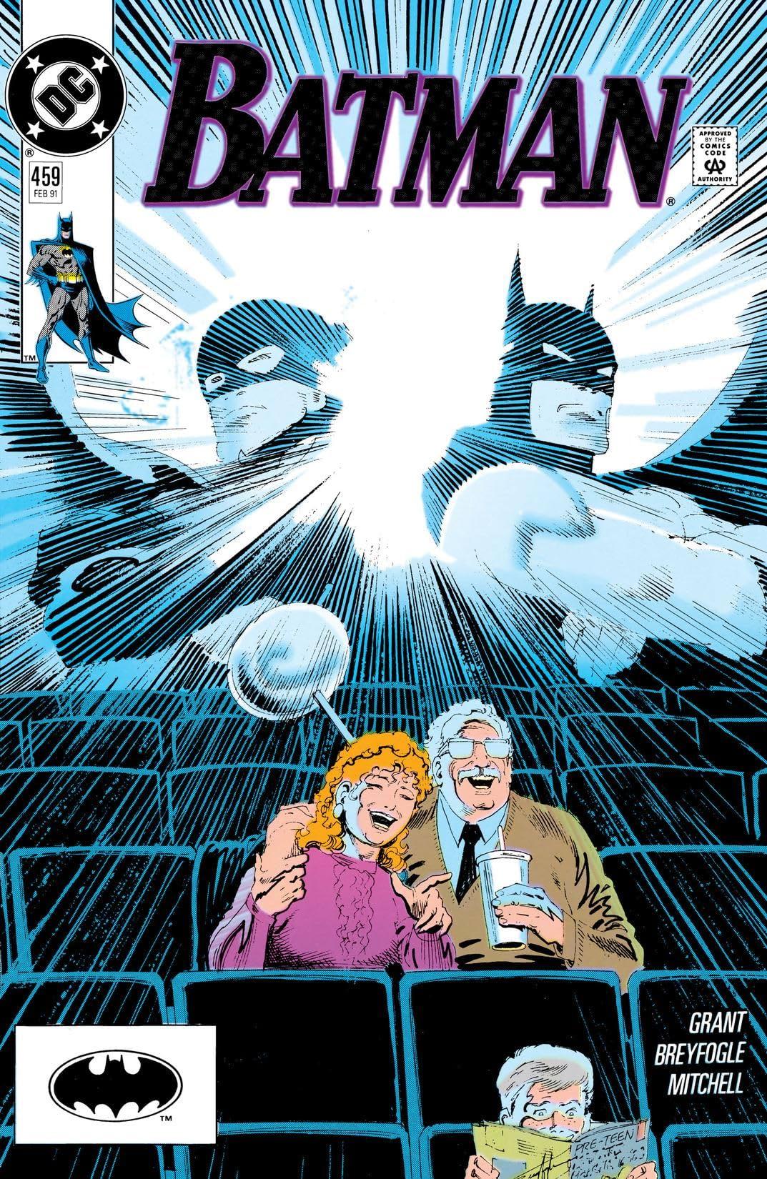 Batman (1940-2011) #459