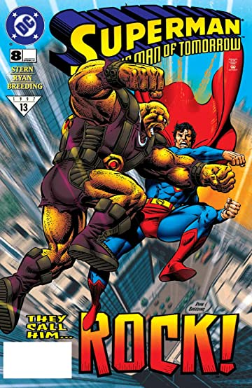 Superman: The Man of Tomorrow (1995-1999) #8