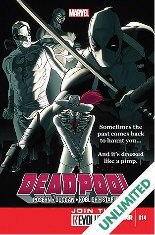 Deadpool (2012-2015) #14