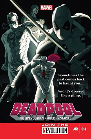 Deadpool (2012-) #14