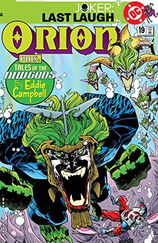 Orion (2000-2002) #19