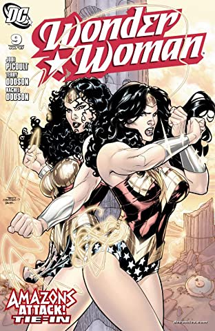Wonder Woman (2006-2011) No.9
