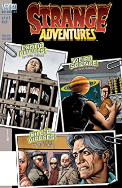 Strange Adventures (1999-2000) No.1