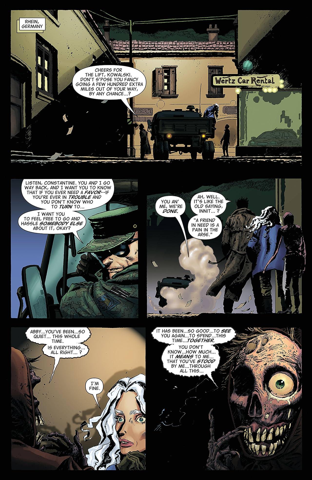 Swamp Thing (2004-2006) #4