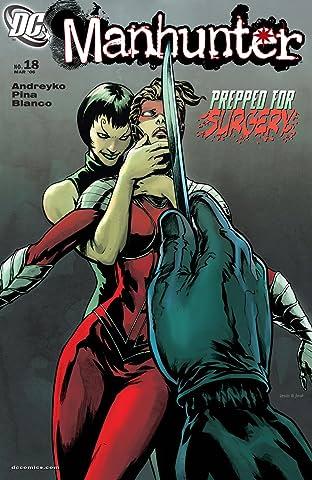 Manhunter (2004-2009) #18