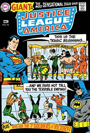 Justice League of America (1960-1987) #76