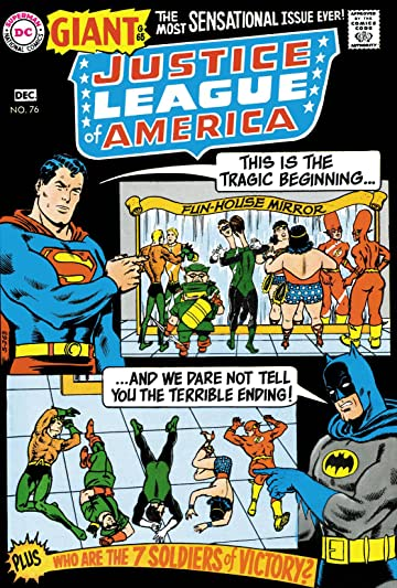 Justice League of America (1960-1987) #76