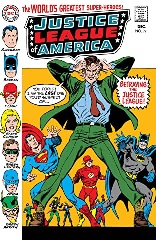 Justice League of America (1960-1987) #77