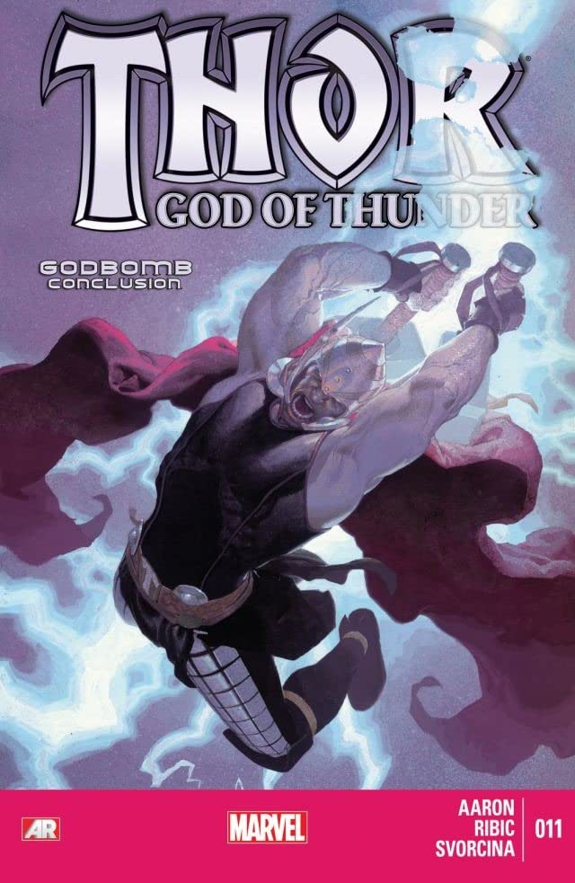 Thor: God of Thunder #11