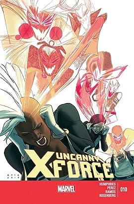 Uncanny X-Force (2013-2014) #10