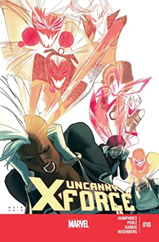 Uncanny X-Force (2013-2014) No.10