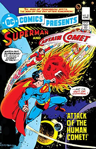DC Comics Presents (1978-1986) #22