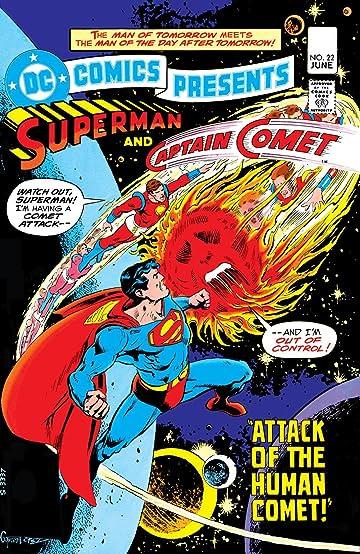 DC Comics Presents (1978-1986) #22