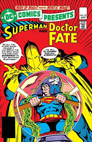 DC Comics Presents (1978-1986) #23