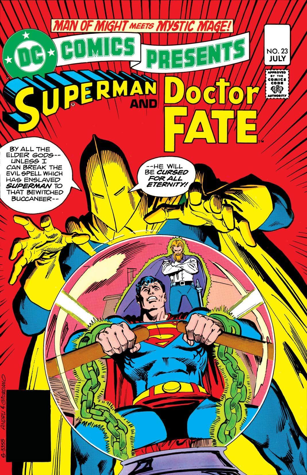 DC Comics Presents (1978-1986) #23