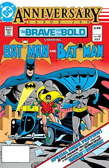 The Brave and the Bold (1955-1983) #200