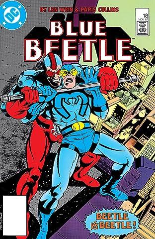 Blue Beetle (1986-1988) #18
