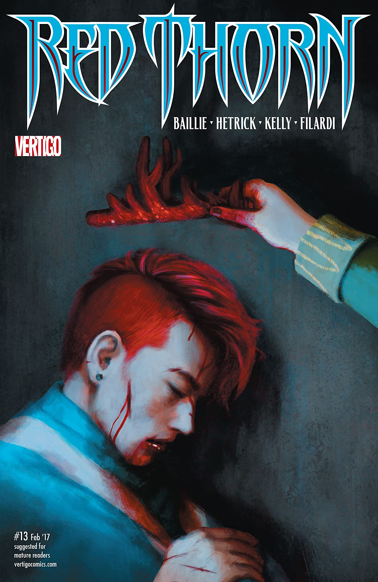 Red Thorn (2015-2016) #13