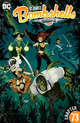 DC Comics: Bombshells (2015-) #73