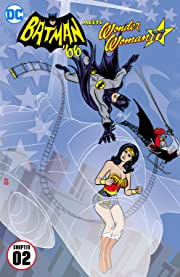 Batman '66 Meets Wonder Woman '77 (2016-) #2