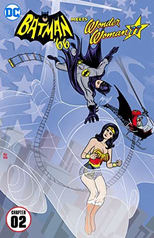 Batman '66 Meets Wonder Woman '77 (2016-) #2