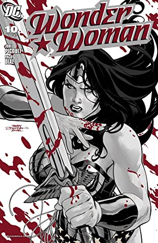 Wonder Woman (2006-2011) No.10