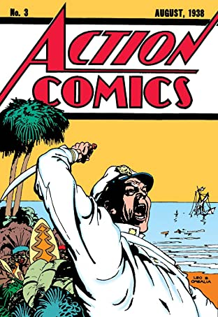 Action Comics (1938-2011) No.3