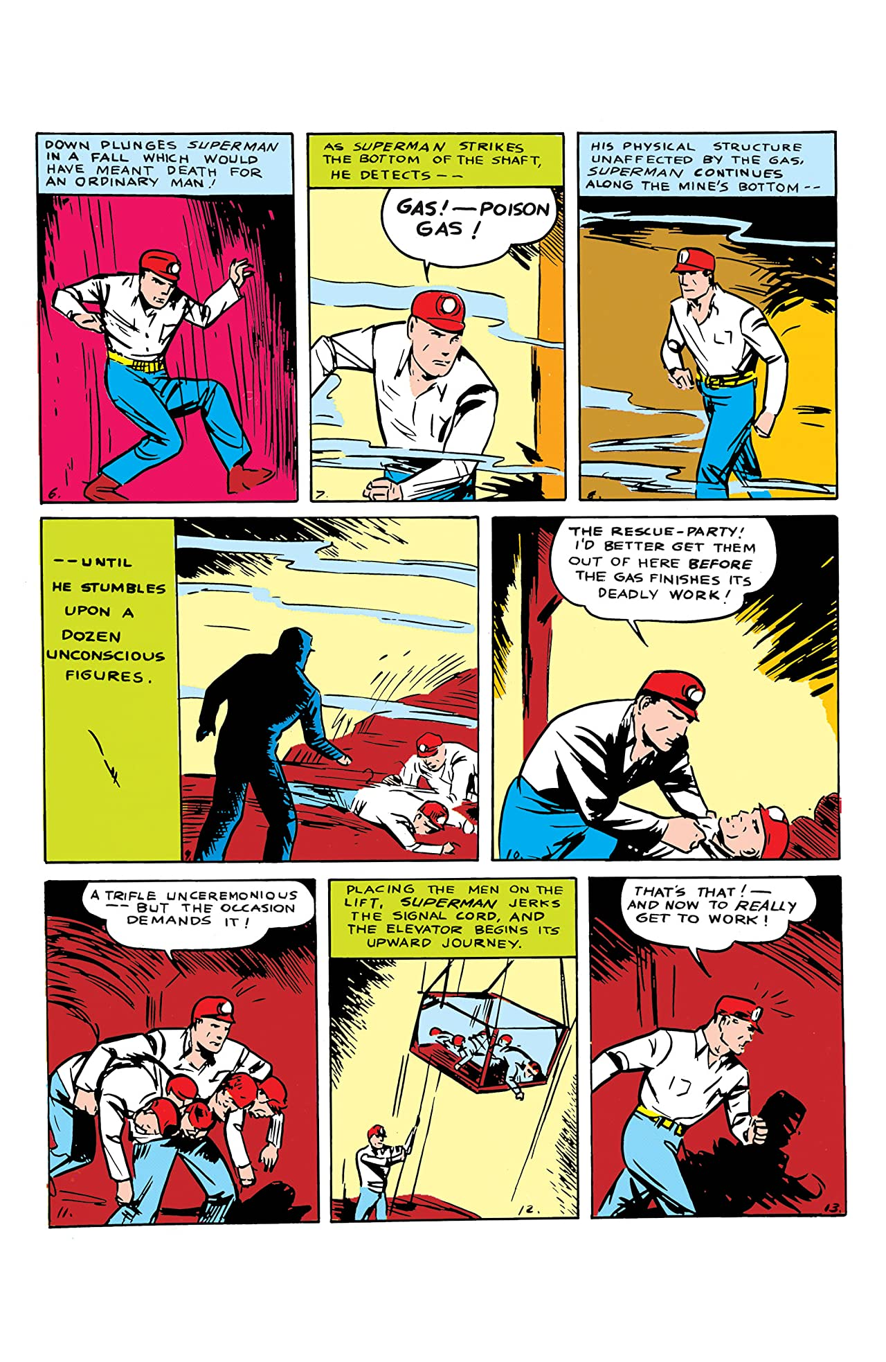 Action Comics (1938-2011) #3