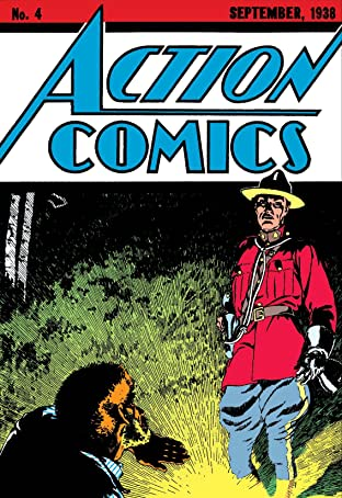 Action Comics (1938-2011) No.4